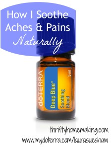 DeepBlue Title 224x300 How I Soothe Aches and Pains Naturally
