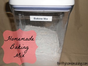 homemadebisquicktitle 300x225 Homemade Baking Mix