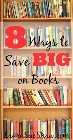 8 Ways to Save Big on Books