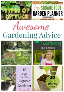Awesome Gardening Advice