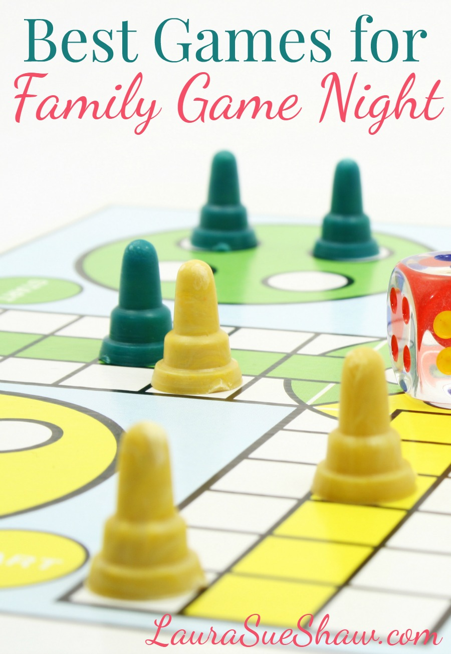 The Best Games for Family Game Night | HuffPost Life