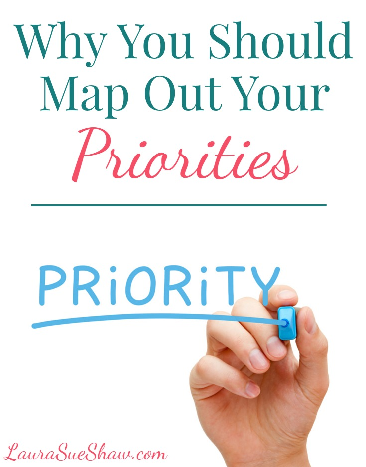 Here's why you need to determine your priorities and an action plan for each of them! The result will be more balanced and intentional life.