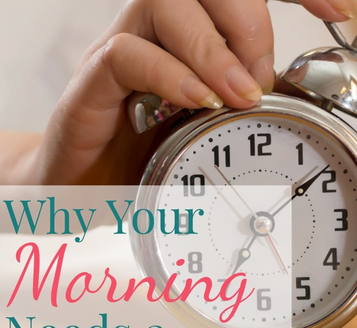 Why Your Morning Needs a Makeover