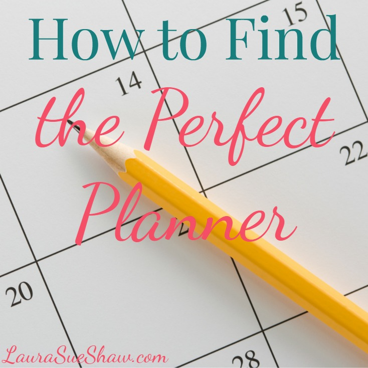 Searching for the perfect planner but don't know where to start? Check out this process to narrow down your choices and pick out the planner that works best for YOU! These steps are how I ended up with the planner I've used for years and works out great.. and it can do the same for you too!