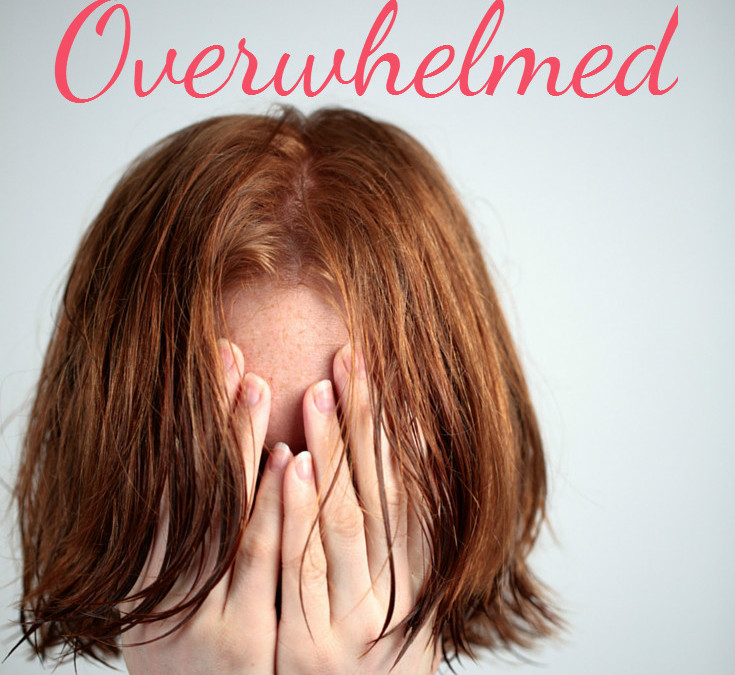 How to Stop Feeling Overwhelmed