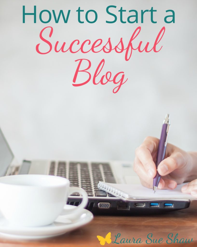 Many have asked me how to start a successful blog, and here's my answer! It's not as hard as you may think. I'm spilling my favorite tools and best tips!
