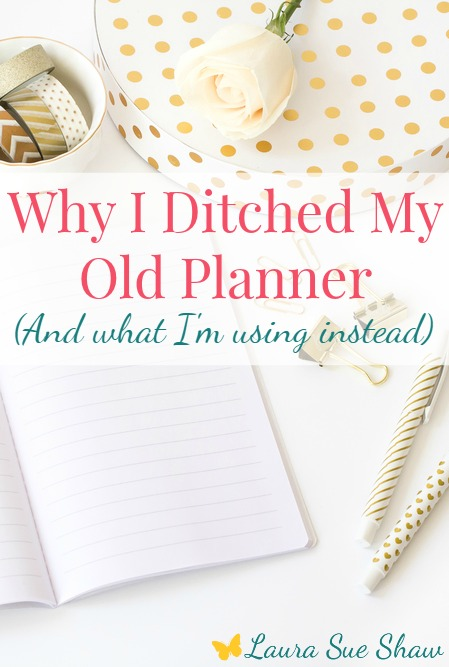 ibloom planner post