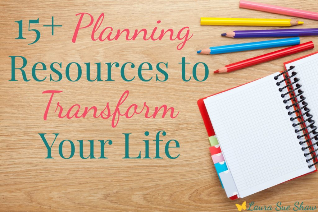 I've talked a lot about planners and planning here on the blog, and thought I'd share all my best advice in one place. Happy planning!