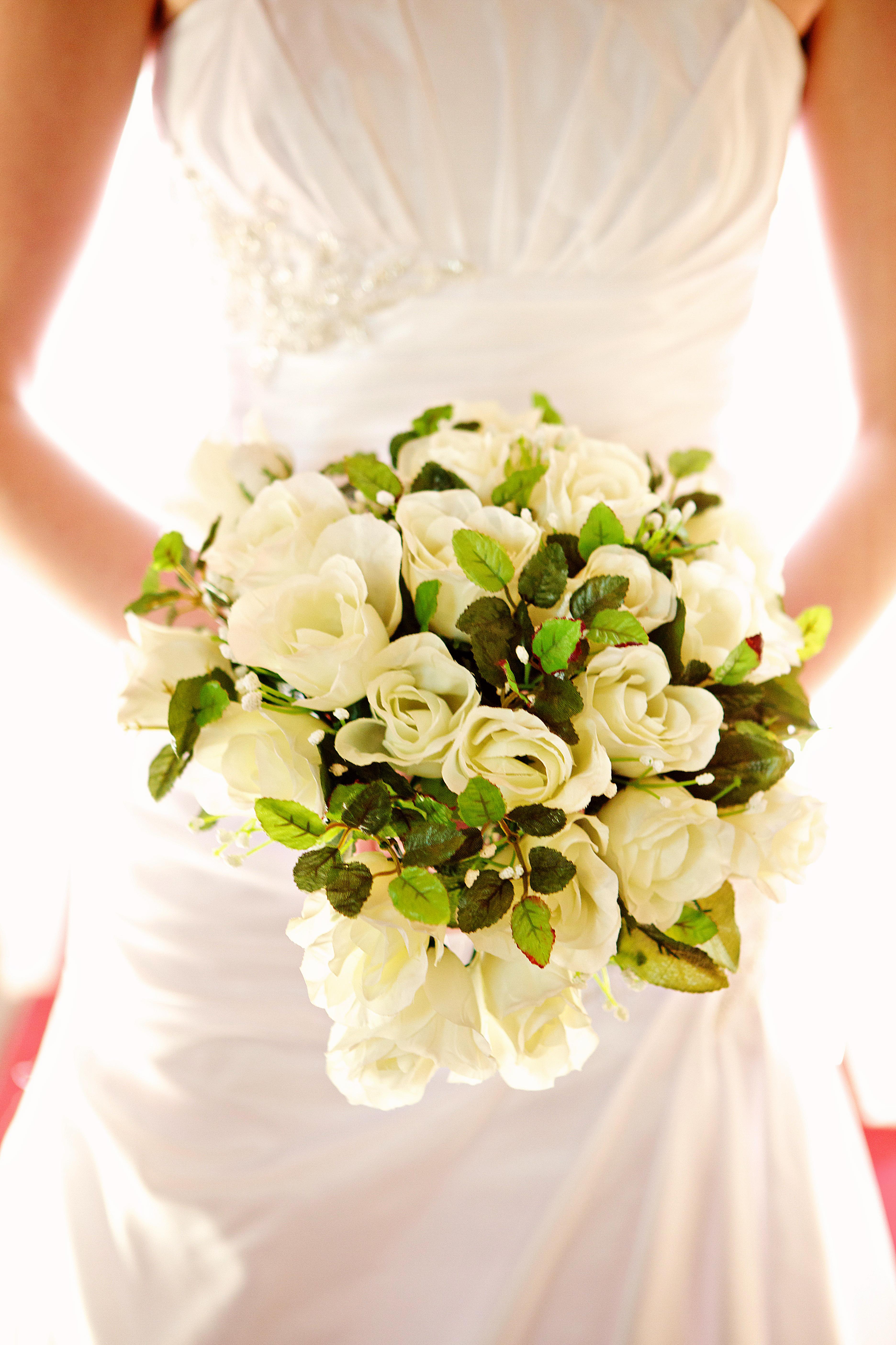 Silk Wedding Flowers Laura Sue Shaw