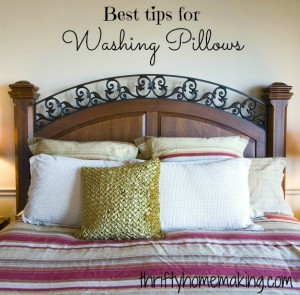 Best Tips For Washing Pillows Laura Sue Shaw