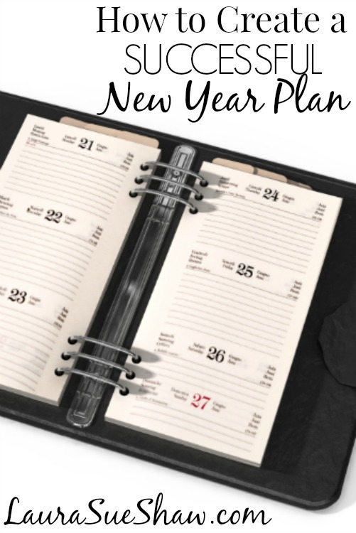 How to Create a Successful New Year Plan