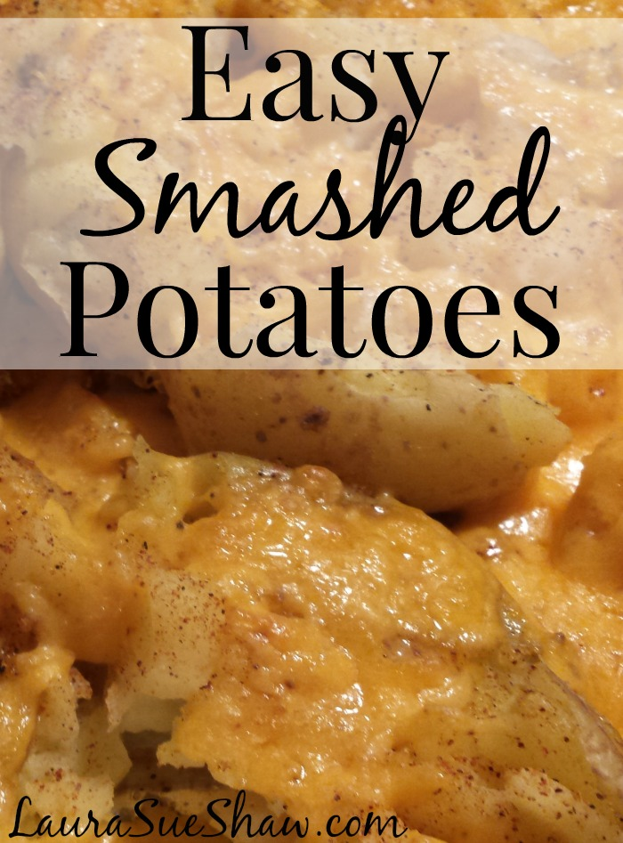 Smashed Potatoes Recipe – A Quick, Easy Side Dish