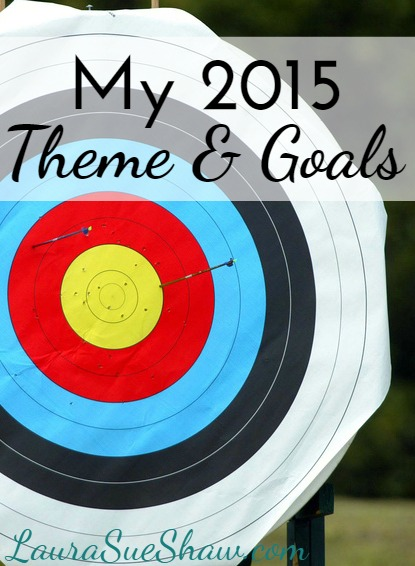 My 2015 Theme & Goals