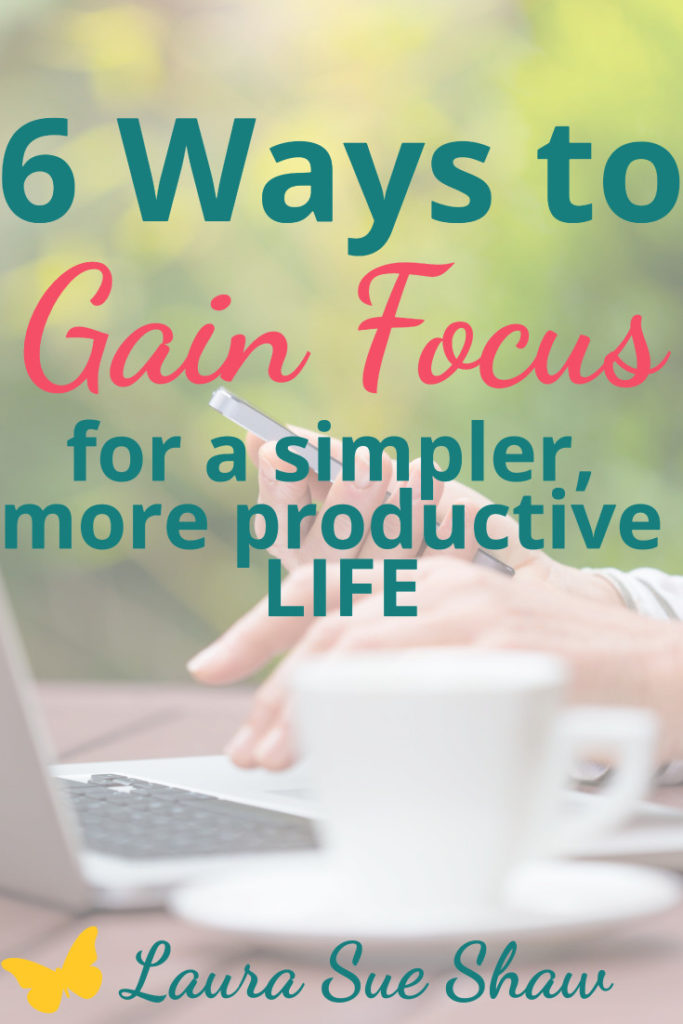 These tips on how to increase focus will help you be more productive and finally finish some projects that have been hanging around your to-do list.