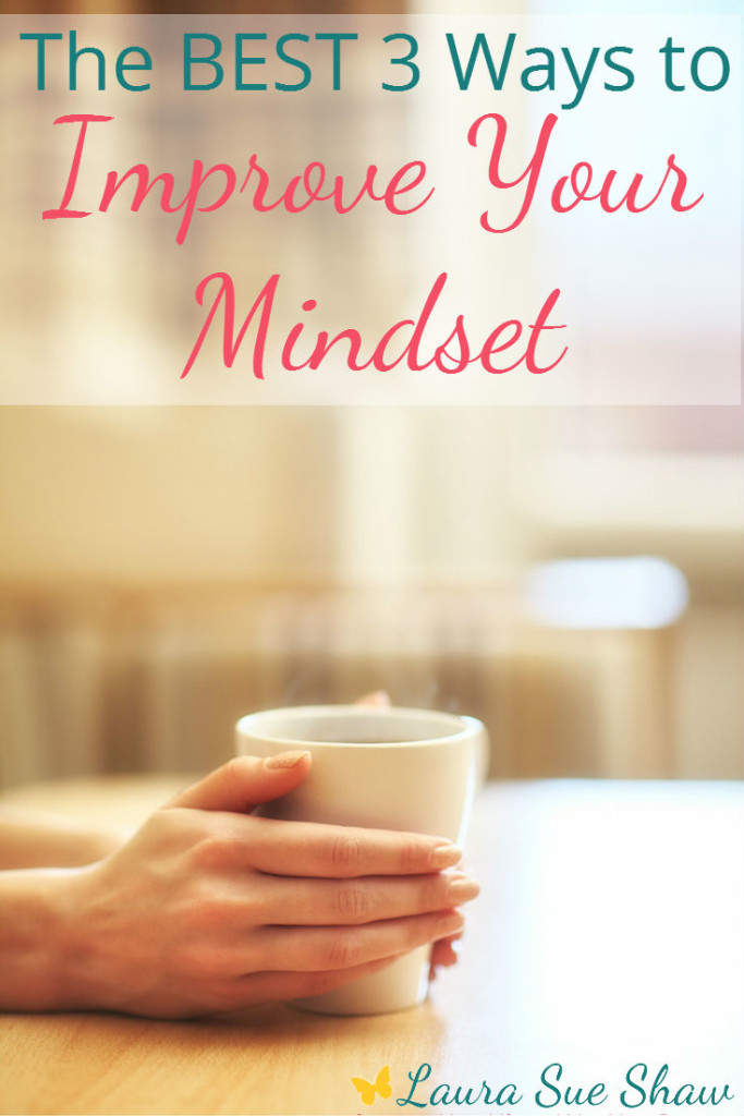 Tired of your own excuses? Is negativity running your life? Learn these 3 ways to drastically improve your mindset and live your best life!
