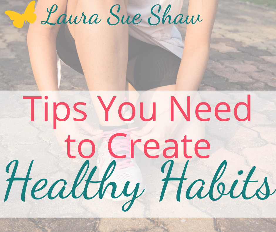 This is the strategy I'm using to make some healthy changes this year. I'm sharing 10+ ideas  for creating healthy habits so you can live your best life!